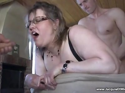 Randy Full-Bosomed MILF Julian Porn Video