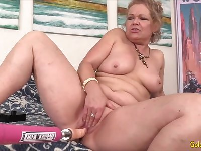 Lustful Grannies Likeable by Sex Machines Compilation