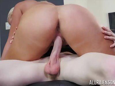 Big Tits Big Cock Alura Jenson and Conor Coxxx - AluraJensonXXX