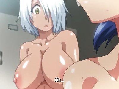 Reverse Gangbang Football Team - Hentai Porn