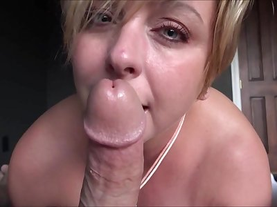 Chubby lustful cougar thrilling sex clip